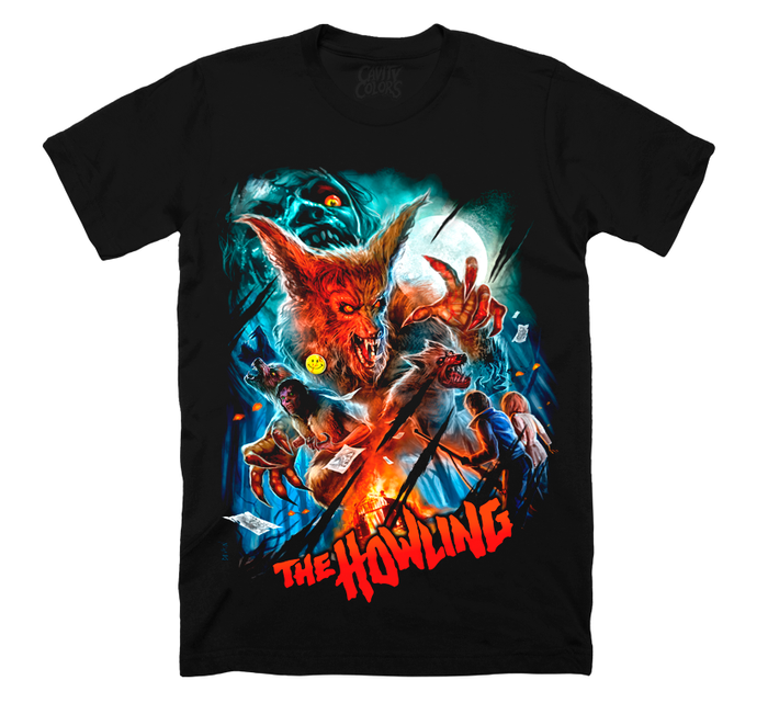 THE HOWLING - T-SHIRT