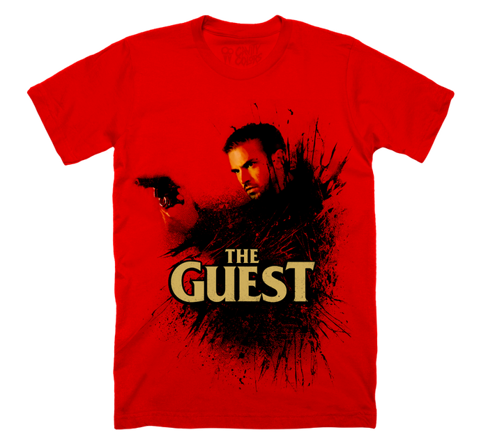 THE GUEST - RED ROOM - T-SHIRT