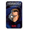 HEADSHOT T-1000 - ENAMEL PIN