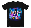 ELVIRA'S HOME VIDEO HORROR - T-SHIRT