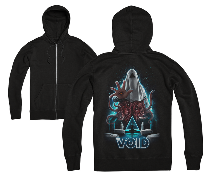 THE VOID - ZIP-UP HOODIE (VERSION 2)