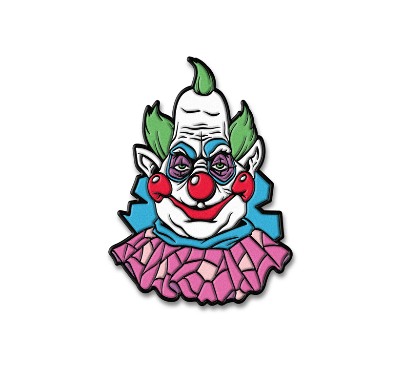 JUMBO KLOWN ENAMEL PIN