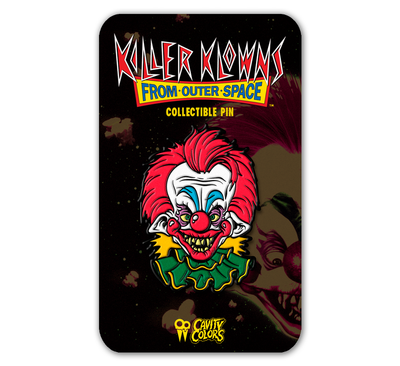 MAGORI THE POSTER KLOWN ENAMEL PIN