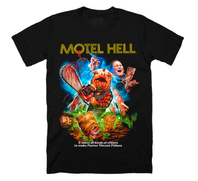MOTEL HELL - T-SHIRT