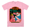 COTTON CANDY COCOON - T-SHIRT (CANDY PINK VARIANT)
