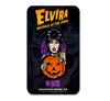 ELVIRA CREEPY CARVER - ENAMEL PIN