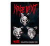 YOU'RE NEXT - THE HUNTERS - ENAMEL PIN SET