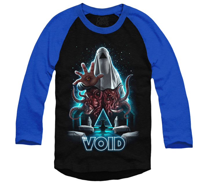 THE VOID - BASEBALL SHIRT - VERSION 2