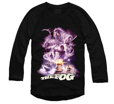THE FOG - BASEBALL SHIRT