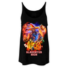 SLAUGHTER HIGH - LADIES SLOUCHY TANKTOP