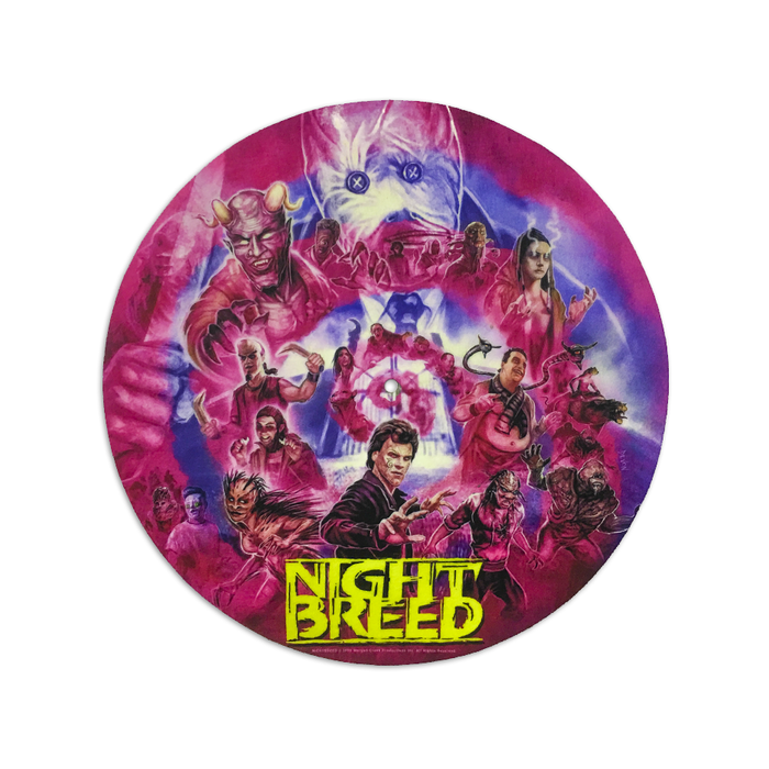 NIGHTBREED - TURNTABLE SLIPMAT