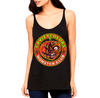 MONSTER CLUB - LADIES SLOUCHY TANKTOP