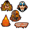 TRICK 'R TREAT: VINTAGE HALLOWEEN STICKER PACK