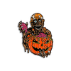 TARMAN: CREEPY CARVER - ENAMEL PIN