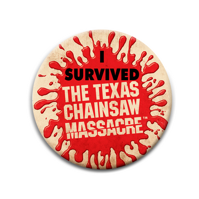 OFFICIAL SURVIVOR - LAPEL PIN