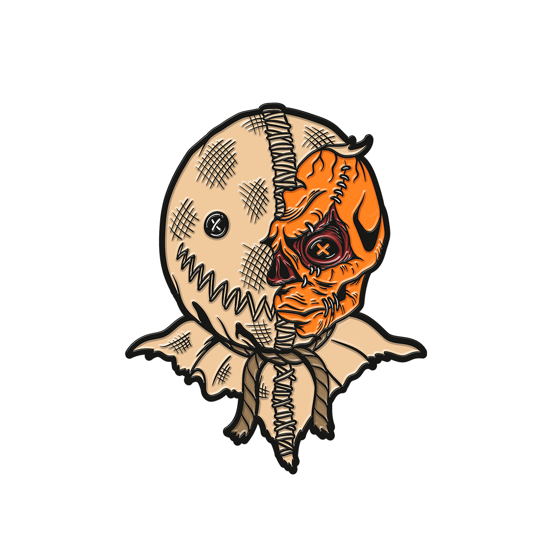 TRICK 'R TREAT: SAM - ENAMEL PIN