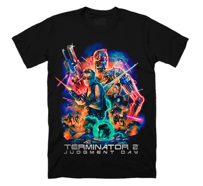 TERMINATOR 2 ™ - SARAH CONNOR - T-SHIRT