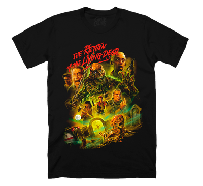RETURN OF THE LIVING DEAD - T-SHIRT