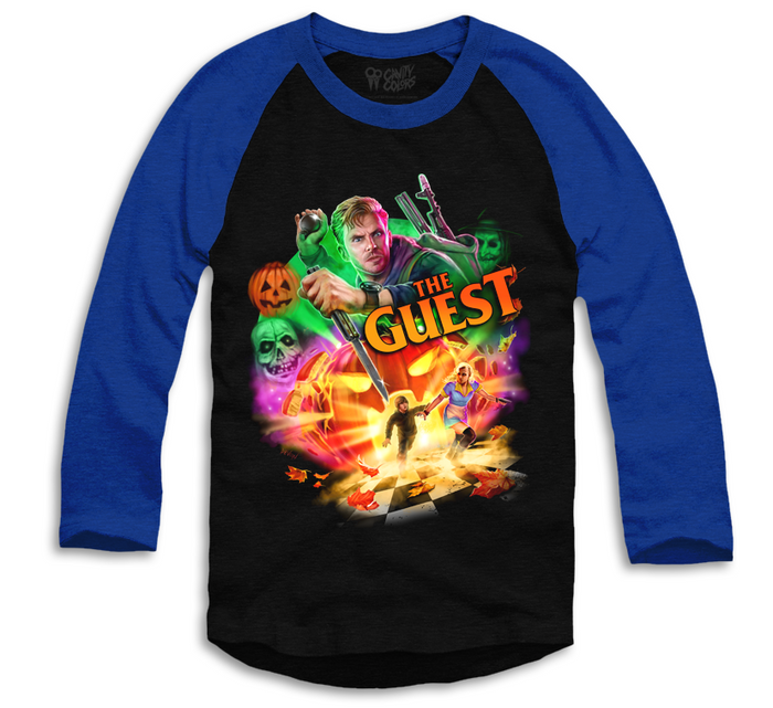 THE GUEST - BASEBALL SHIRT - VERSION 1