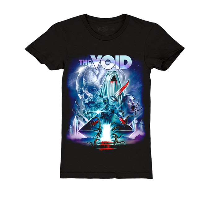 THE VOID - GIRLS T-SHIRT - VERSION 1