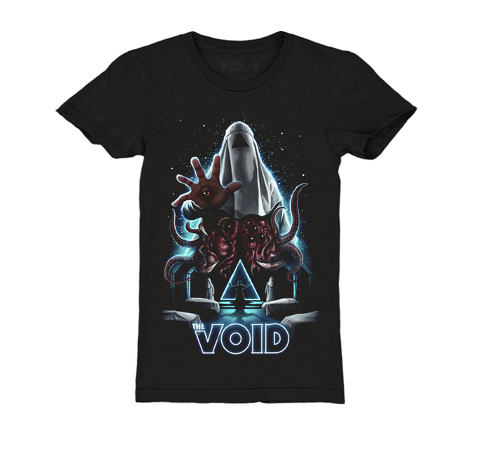 THE VOID - GIRLS T-SHIRT - VERSION 2
