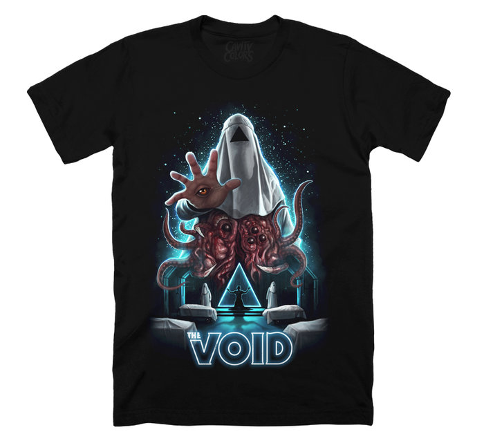 THE VOID - T-SHIRT - VERSION 2