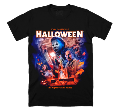 HALLOWEEN® 40TH ANNIVERSARY - T-SHIRT