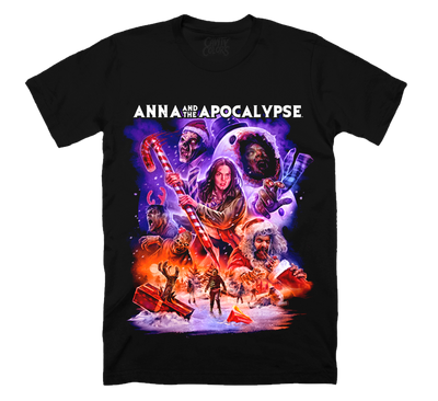 ANNA AND THE APOCALYPSE - T-SHIRT