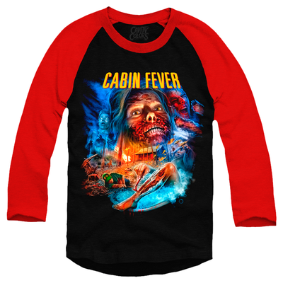 CABIN FEVER - BASEBALL SHIRT
