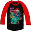 KILLER KLOWNS: IT'S CRAZY BASEBALL SHIRT