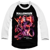 HALLOWEEN: THE CURSE OF MICHAEL MYERS - BASEBALL SHIRT