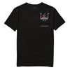 IT KNOWS WHAT SCARES YOU - POCKET TEE (BLACK)