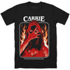 CARRIE - HORROR NOVEL T-SHIRT