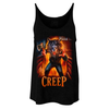 CREEP - LADIES SLOUCHY TANKTOP