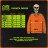 EVERY DAY IS HALLOWEEN - CREWNECK SWEATER