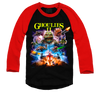 GHOULIES II: CREEPY CARNIVAL BASEBALL SHIRT