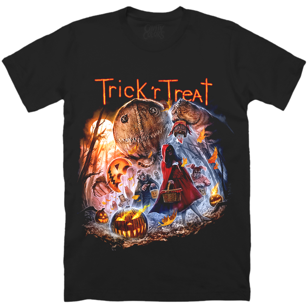 TRICK 'R TREAT: HALLOWEEN NIGHT - T-SHIRT