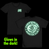 CAVITYCOLORS MONSTER CLUB (GLOW IN THE DARK) GIRLS T-SHIRT