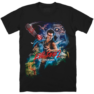 EVIL DEAD 2: SWALLOW THIS - T-SHIRT