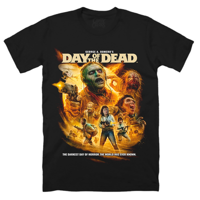 DAY OF THE DEAD - T-SHIRT