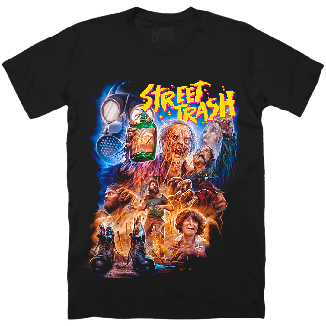 STREET TRASH: TOTAL MELTDOWN - T-SHIRT
