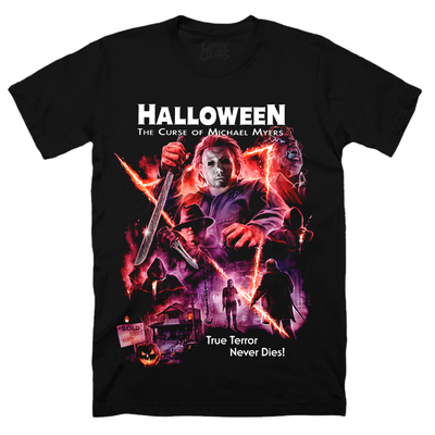 HALLOWEEN: THE CURSE OF MICHAEL MYERS T-SHIRT