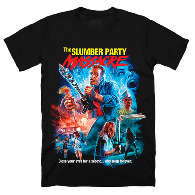 THE SLUMBER PARTY MASSACRE - T-SHIRT