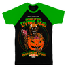 RETURN OF THE LIVING DEAD: HALLOWEEN BASH - RAGLAN T-SHIRT