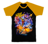 STARSHIP TROOPERS - RAGLAN T-SHIRT