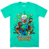 KILLER KLOWNS: APPETITE FOR DESTRUCTION T-SHIRT (TEAL)