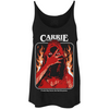 CARRIE - HORROR NOVEL LADIES SLOUCHY TANKTOP