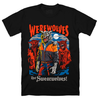 WEREWOLVES, NOT SWEARWOLVES - T-SHIRT