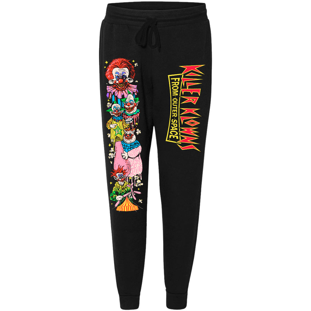 KILLER KLOWNS FROM OUTER SPACE - JOGGER SWEATPANTS