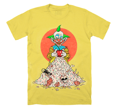 KILLER KLOWNS FROM OUTER SPACE: ACID PIE T-SHIRT